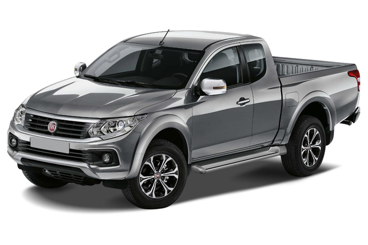 Mandataire FIAT FULLBACK CABINE APPROFONDIE MY18