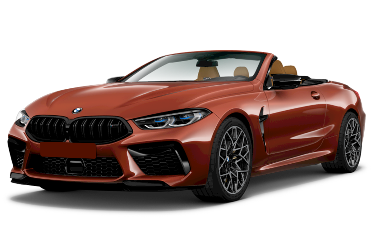 Mandataire BMW M8 COMPETITION CABRIOLET F91
